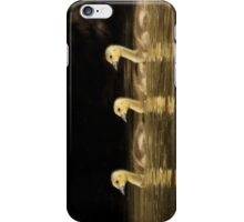 Golden Geese iPhone Case/Skin