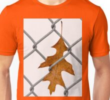 Caught in left field Unisex T-Shirt
