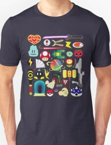 Choose Your Weapon! (SSB Items) T-Shirt