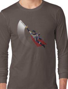 Marth Typography Long Sleeve T-Shirt