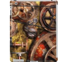 Steampunk - Gears - Inner Workings iPad Case/Skin