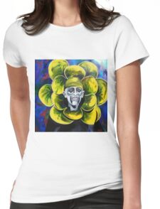 Return of The Giant Hogweed Womens Fitted T-Shirt