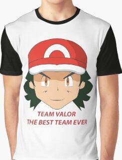 POKEMON TEAM VALOR - THE BEST TEAM EVER  Graphic T-Shirt