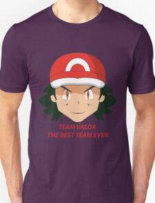 POKEMON TEAM VALOR - THE BEST TEAM EVER  Unisex T-Shirt