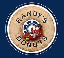 Randy's Donuts by Irene Flores