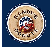 Randy's Donuts Photographic Print