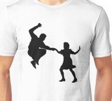 Jitterbug jump Unisex T-Shirt