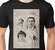 Performing Arts Posters McIntyre Heaths Comedians the epitome of vaudeville 0356 Unisex T-Shirt