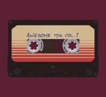 Awesome Mix Vol. 1 by whaleofatime