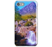 Tranquil valley iPhone Case/Skin