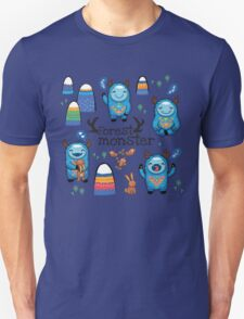 Forest monsters Unisex T-Shirt