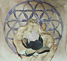 The Flower of Life by Maura Hartzman