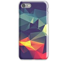 Multicolored  Pattern iPhone Case/Skin