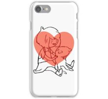 Marcy&Hambo Heart iPhone Case/Skin