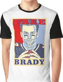 free brady Graphic T-Shirt