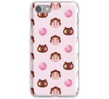 Cookie Cat Iphone Case iPhone Case/Skin