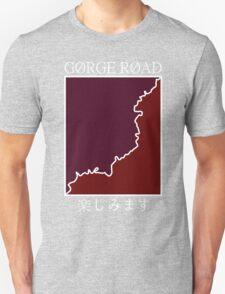 gorge road retro Unisex T-Shirt