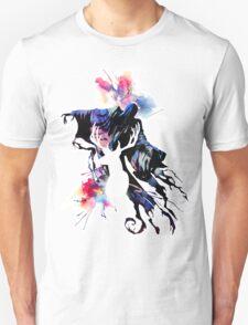 HARRY POTTER WATERCOLOUR NO STARS Unisex T-Shirt