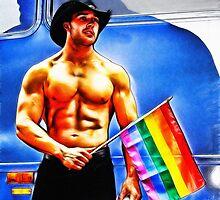 Gay Pride by printsforwalls