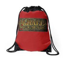 Valhalla: Halls of the Slain Drawstring Bag