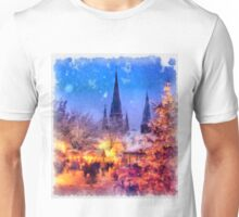Christmas Town Unisex T-Shirt