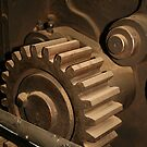Vintage Cog in the Machine by patjila by patjila