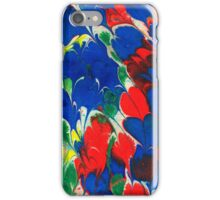 English Cottage Garden iPhone Case/Skin