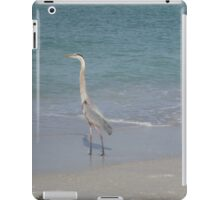 A view of the sea iPad Case/Skin