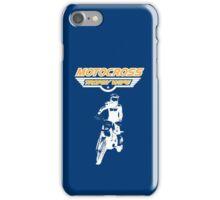 Motocross Trophy Wife - Girl Rider iPhone Case/Skin
