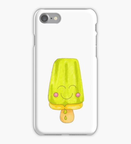 Ice Lolly Lime iPhone Case/Skin