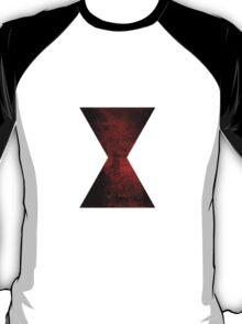 Black Widow Vintage Logo T-Shirt