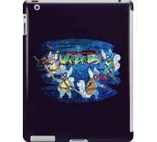 Teenage Mutant Ninja Wartortles iPad Case/Skin