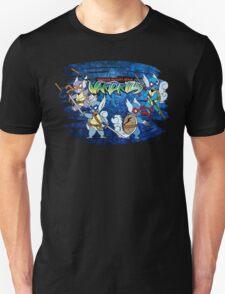 Teenage Mutant Ninja Wartortles Unisex T-Shirt