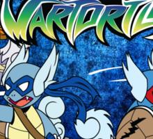 Teenage Mutant Ninja Wartortles Sticker