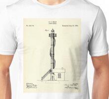 Light Signal-1895 Unisex T-Shirt