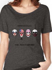 Masking up - The Mastermind Women's Relaxed Fit T-Shirt
