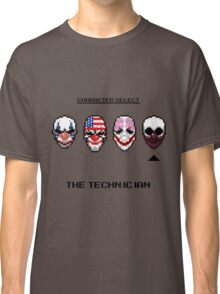 Masking Up - The Technician Classic T-Shirt