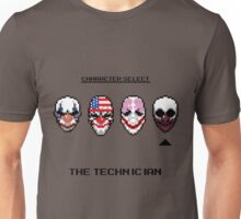 Masking Up - The Technician Unisex T-Shirt