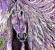 Ride the Painted Pony #1 by Saundra Myles