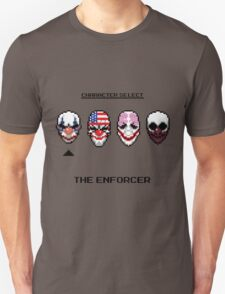 Masking up - The Enforcer T-Shirt