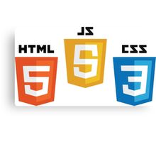HTML5 CSS3 and JS Canvas Print