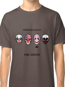 Masking up - The Ghost Classic T-Shirt