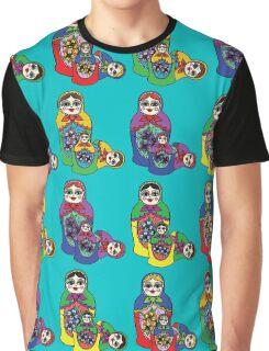 Babushka Graphic T-Shirt