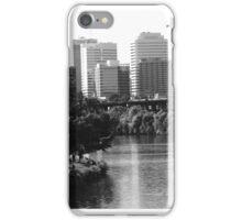 Richmond River City View iPhone Case/Skin