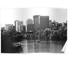 Richmond River City View Poster