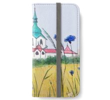 The Pilgrimage Church of St John of Nepomuk iPhone Wallet/Case/Skin