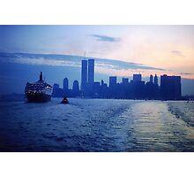 New York City Dawn Photographic Print