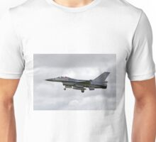 Belgian Air Component General Dynamics F-16AM Unisex T-Shirt
