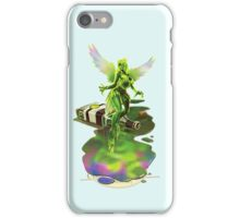 Absynthe - 'The Green Fairy' iPhone Case/Skin