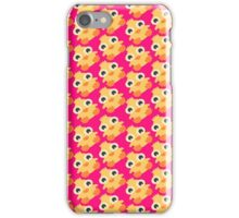 Pink Ducky Momo iPhone Case/Skin